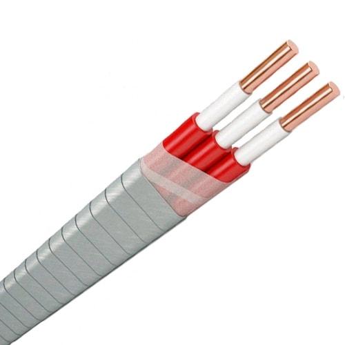 Нефтепогружной кабель 3x10 мм КПпфвБК-130 ГОСТ Р 51777-2001