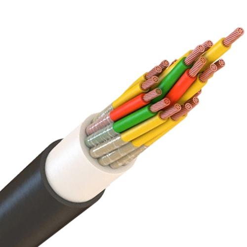 Судовой кабель 27x1 мм НРШМнг-HF ТУ 3500-006-07537654-2008