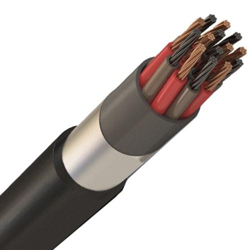 Термоэлектродный кабель 2x2.5 мм ПТВ-ХА ТУ 16.К19-04-91
